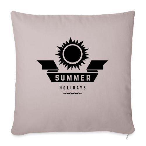 Summer holidays - Sohvatyynyt täytteellä 44 x 44 cm