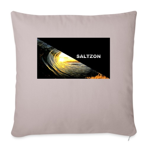 saltzon - Sofa pillow with filling 45cm x 45cm