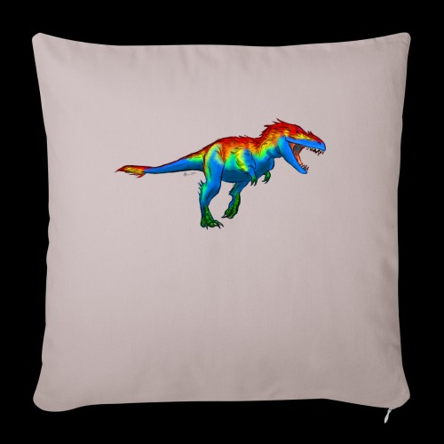 T-Rex - Sofa pillow with filling 45cm x 45cm