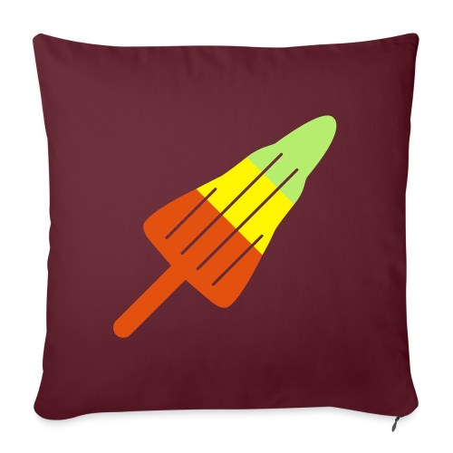 ZOOM ROCKET LOLLY choose your own flavours! - Sofa pillow with filling 45cm x 45cm