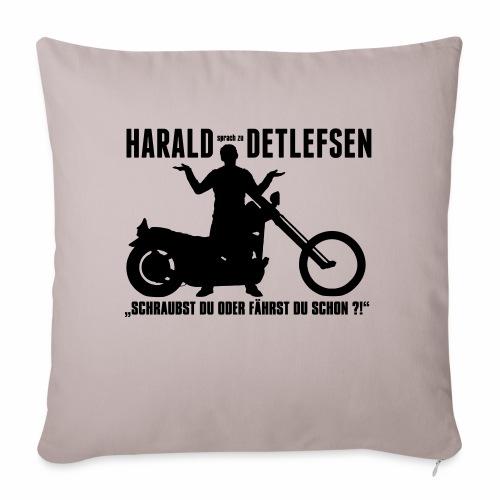 Harald Detlefsen - Sofakissen mit Füllung 44 x 44 cm