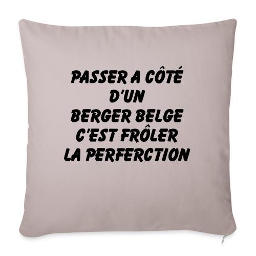 Frôler la perfection - Coussin et housse de 45 x 45 cm