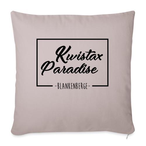 Cuistax Paradise - Coussin et housse de 45 x 45 cm