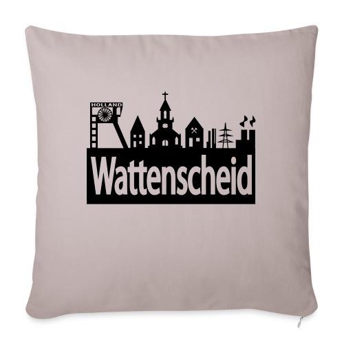Skyline Wattenscheid - Sofakissen mit Füllung 44 x 44 cm
