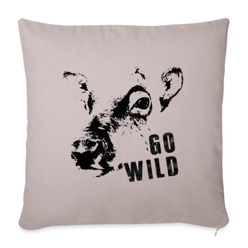 Go Wild - Sofakissen mit Füllung 44 x 44 cm