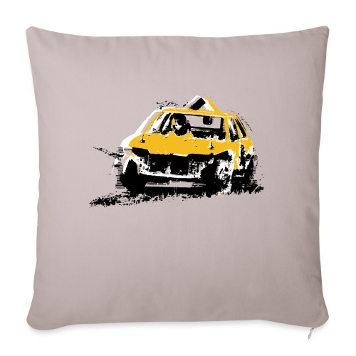 StockCar - Sofa pillow with filling 45cm x 45cm