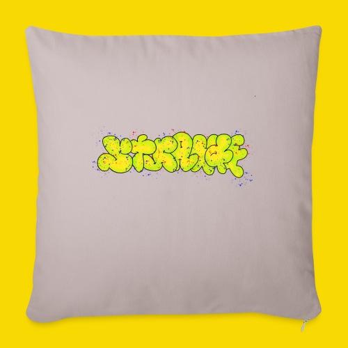 Strange Graffiti - Poduszka na kanapę z wkładem 44 x 44 cm