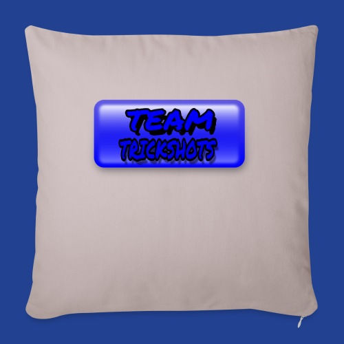 Team trickshot - Sofa pillow with filling 45cm x 45cm