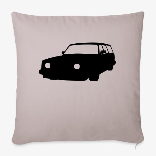 bassbrick - Sofa pillow with filling 45cm x 45cm