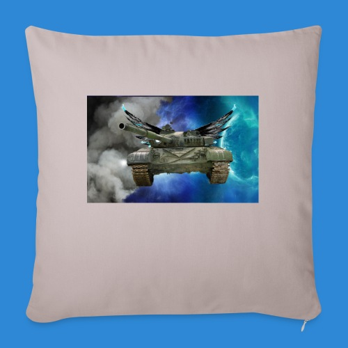 T72 - Sofa pillow with filling 45cm x 45cm