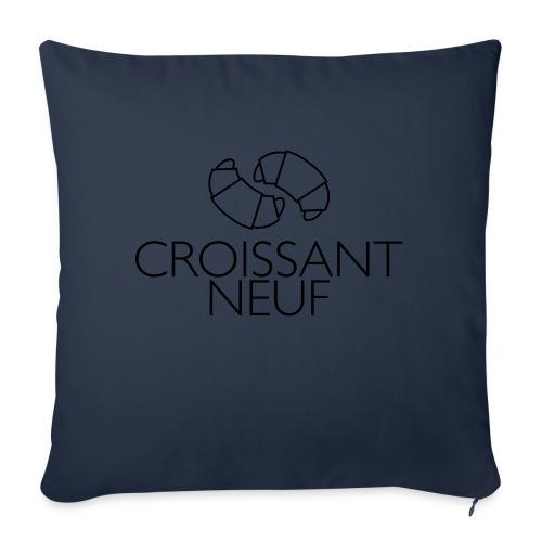Croissaint Neuf - Bankkussen met vulling 44 x 44 cm