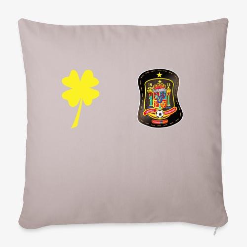 Trébol de la suerte CEsp - Cojín de sofá con relleno 44 x 44 cm