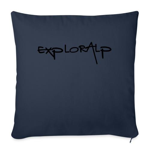 exploralp test oriz - Sofa pillow with filling 45cm x 45cm