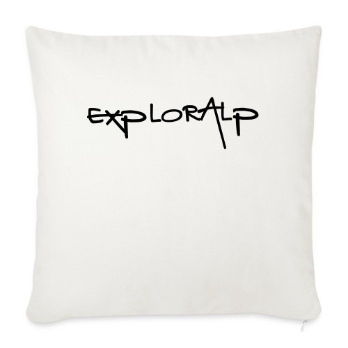 exploralp test oriz - Sofa pillow with filling 45cm x 45cm