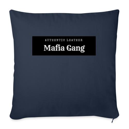Mafia Gang - Nouvelle marque de vêtements - Coussin et housse de 45 x 45 cm