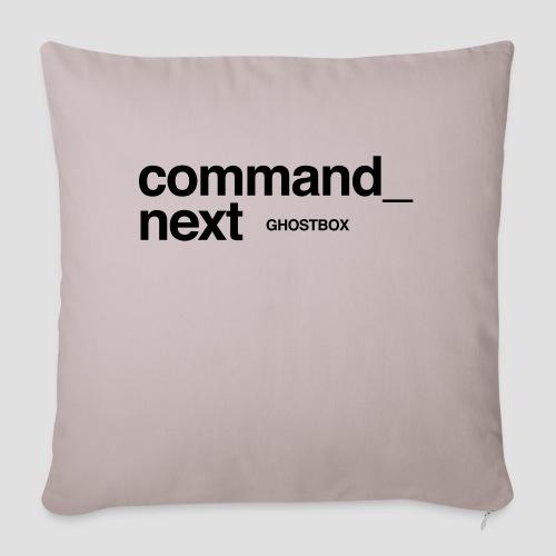 Command next - Sofakissen mit Füllung 44 x 44 cm