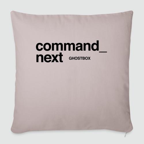Command next – Ghostbox Staffel 2 - Sofakissen mit Füllung 44 x 44 cm