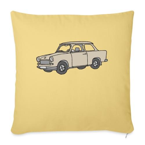 Trabi, Trabant (papiro) - Cuscino da divano 44 x 44 cm con riempimento