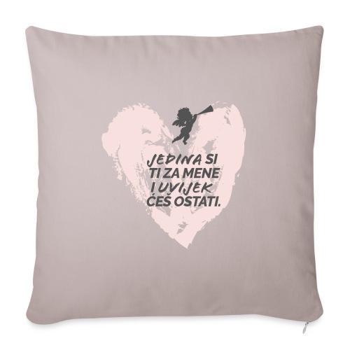 Bolja od najbolje - Sofa pillow with filling 45cm x 45cm