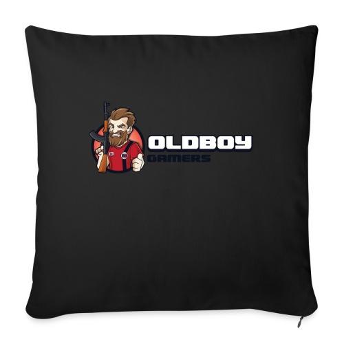 Oldboy Gamers Fanshirt - Sofapute med fylling 44 x 44 cm