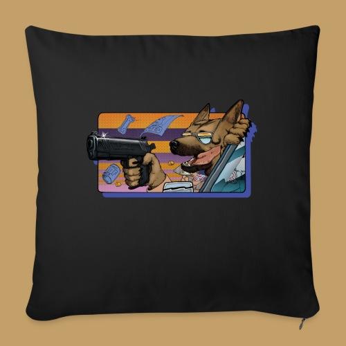 Gun Dog - bez napisu - Poduszka na kanapę z wkładem 44 x 44 cm