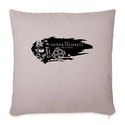 StOliver Black - Sofa pillow with filling 45cm x 45cm