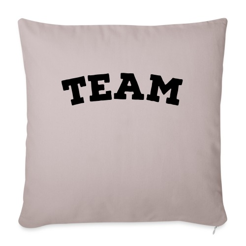 Team - Sofa pillow with filling 45cm x 45cm