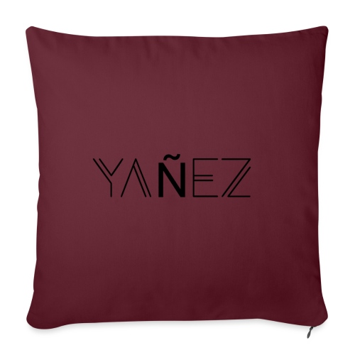 Yañez-YZ - Sofakissen mit Füllung 44 x 44 cm