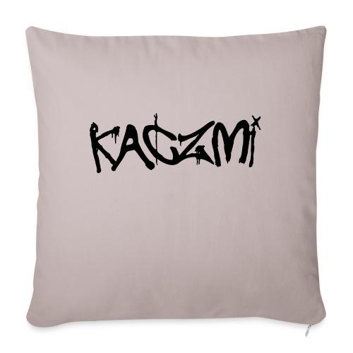 kaczmi - Poduszka na kanapę z wkładem 44 x 44 cm