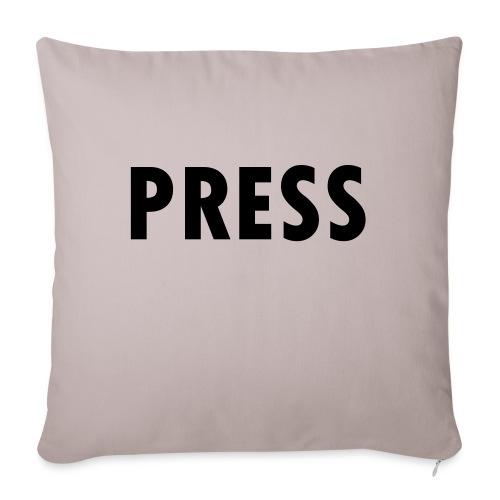press - Sofakissen mit Füllung 44 x 44 cm