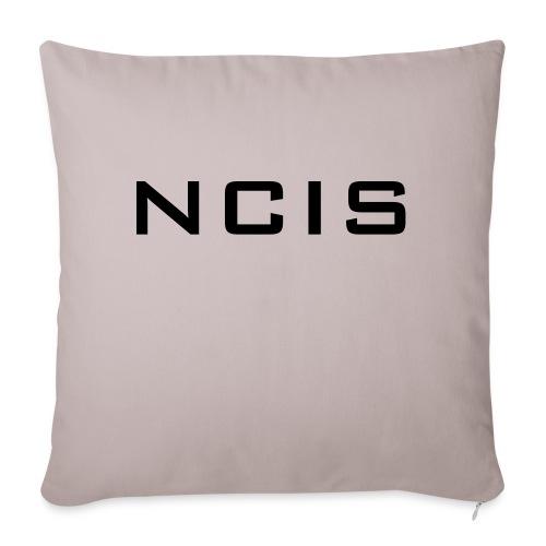 NCIS - Sofakissen mit Füllung 44 x 44 cm