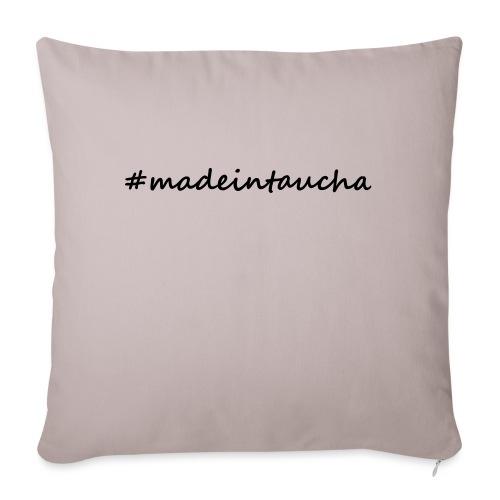 madeintaucha2 - Sofakissen mit Füllung 44 x 44 cm