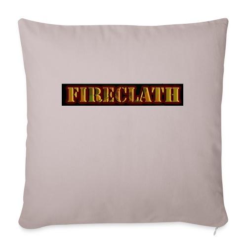 Fireclath Merch - Sofakissen mit Füllung 44 x 44 cm