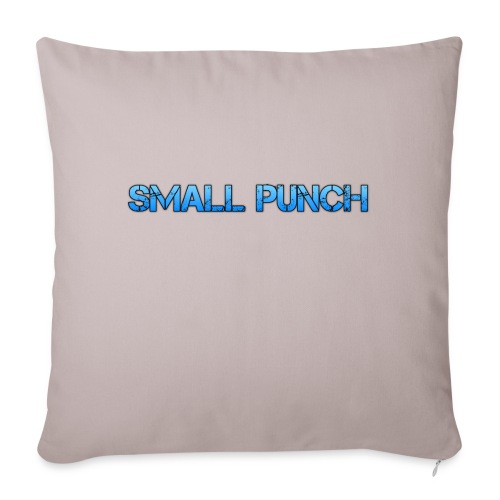 small punch merch - Sofa pillow with filling 45cm x 45cm