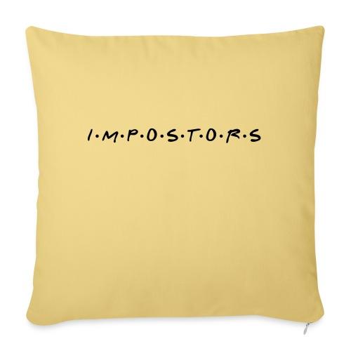 imposteurs - Coussin et housse de 45 x 45 cm
