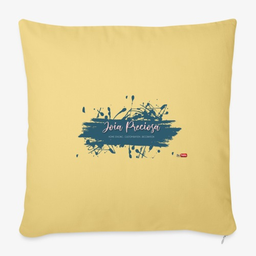 joia item - Sofa pillow with filling 45cm x 45cm