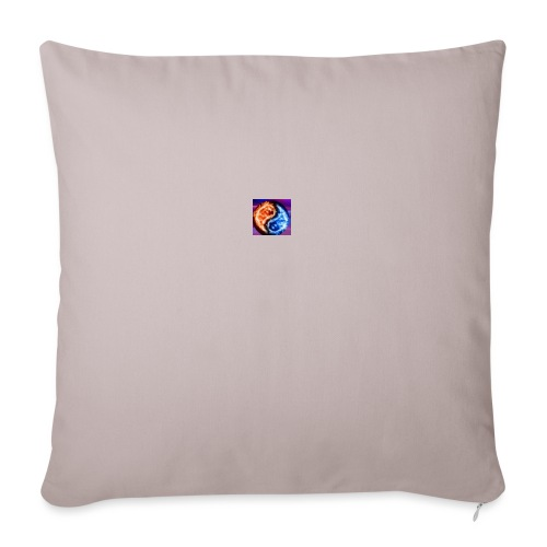 The flame - Sofa pillow with filling 45cm x 45cm