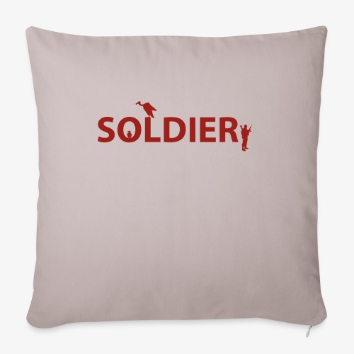 Soldier Series - Sofa pillow with filling 45cm x 45cm