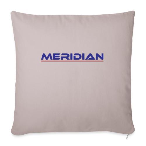 Meridian - Cuscino da divano 44 x 44 cm con riempimento