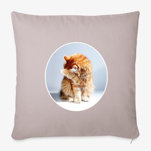 Kitten - Sofa pillow with filling 45cm x 45cm