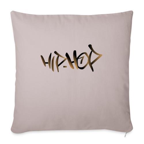 HIP HOP - Sofa pillow with filling 45cm x 45cm