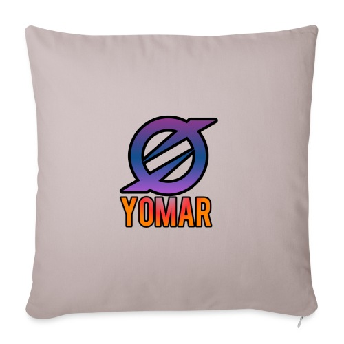 YOMAR - Sofa pillow with filling 45cm x 45cm