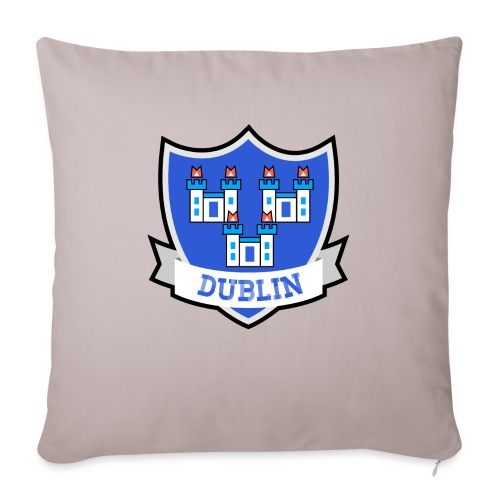 Dublin - Eire Apparel - Sofa pillow with filling 45cm x 45cm