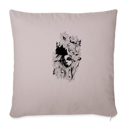Akasacian tshirt design 611 - Cojín de sofá con relleno 44 x 44 cm