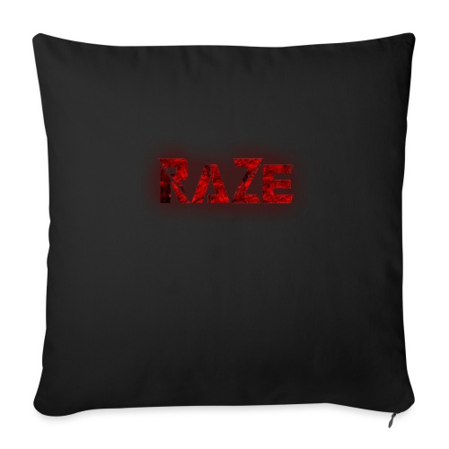 RaZe Logo - Sofa pillow with filling 45cm x 45cm
