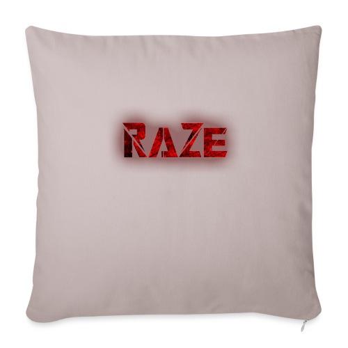 RaZe Logo - Sofa pillow with filling 45cm x 45cm