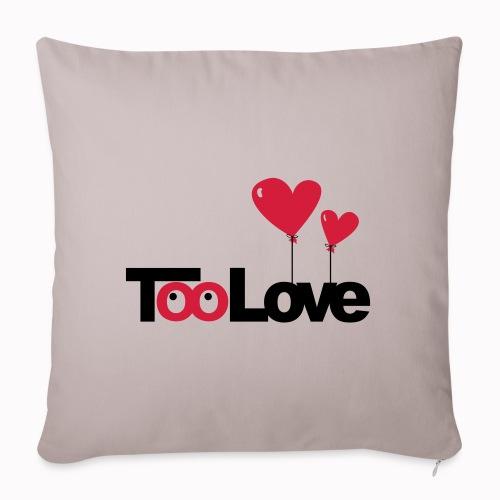 toolove22 - Cuscino da divano 44 x 44 cm con riempimento