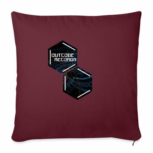 Outcode 0 - Cojín de sofá con relleno 44 x 44 cm