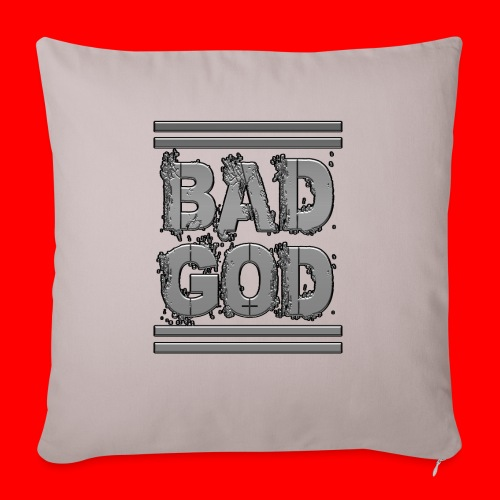 BadGod - Sofa pillow with filling 45cm x 45cm