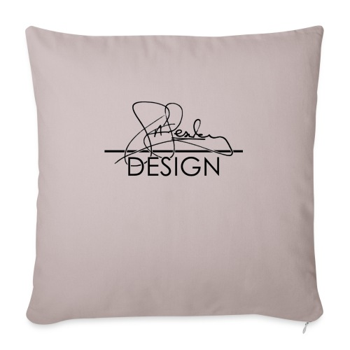 sasealey design logo png - Sofa pillow with filling 45cm x 45cm